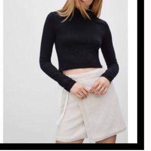 Talula Knit Wrap Skirt